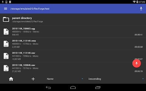 RecForge II Pro Audio Recorder v1.0.2g