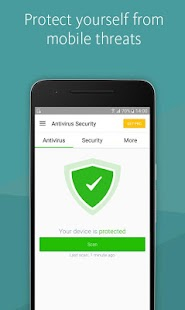 Avira Antivirus Security- screenshot thumbnail