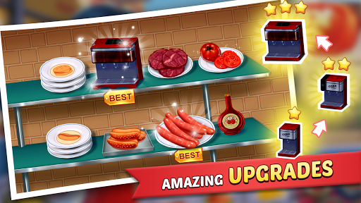 Kitchen Craze: Madness of Free Cooking Games City  screenshots 3