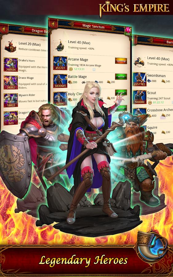 King's Empire- screenshot