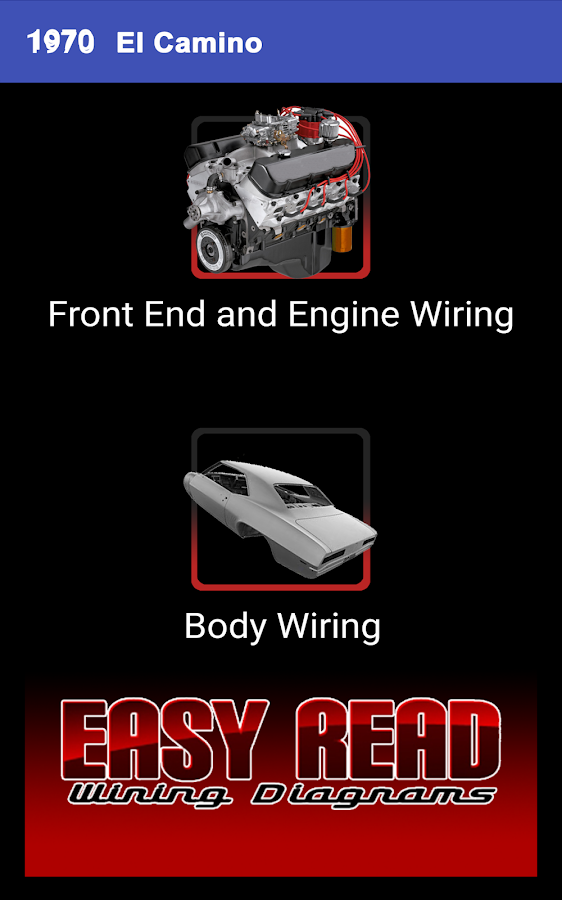 1970 el camino wiring diagram android apps on google play 1970 el camino wiring diagram screenshot