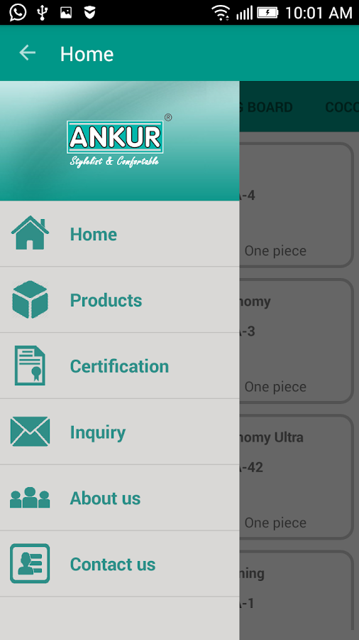 Ankur  kitchenwares- screenshot