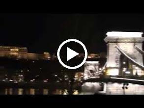 Video: hungary, travel, chain, bridge, budapest