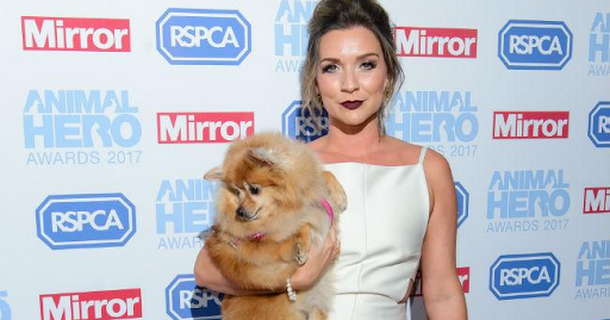 Candice Brown asks GBBO co-stars to make wedding cake