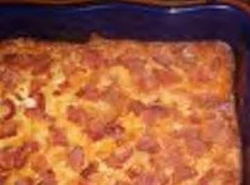 Cheesy Potato Casserole ( a.k.a Gulley Taters )