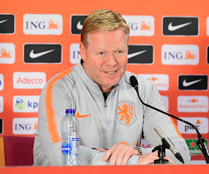 Ronald Koeman a dévoilé la sélection des Pays-Bas : Aucun Brugeois mais deux Belgicains