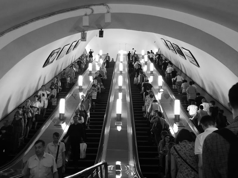 Moscow underground di eleospa