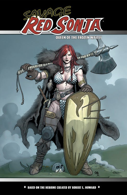 Savage Red Sonja: Queen of the Frozen Wastes (2007)