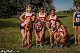 Photo: Varsity Girls 3A Mid-Columbia Conference Cross Country District Championship Meet  Buy Photo: http://photos.garypaulson.net/p552897452/e480affd2