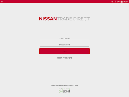 Nissan Trade Direct - náhled
