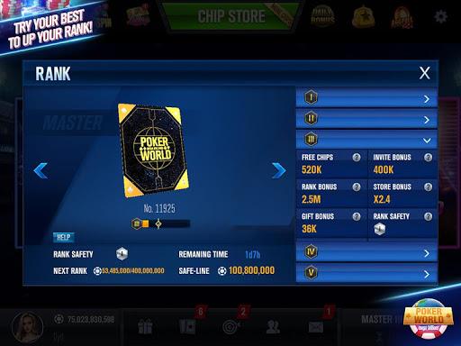 Poker World Mega Billions 2.020.2.020 screenshots 5