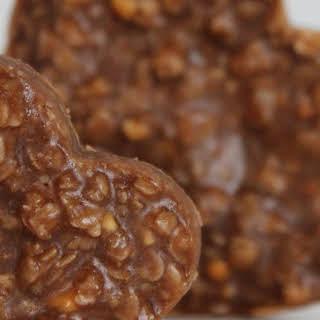 No-Bake Chocolate Oatmeal Cookies.