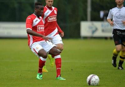 Yanis Mbombo quitte le Standard pour la Suède