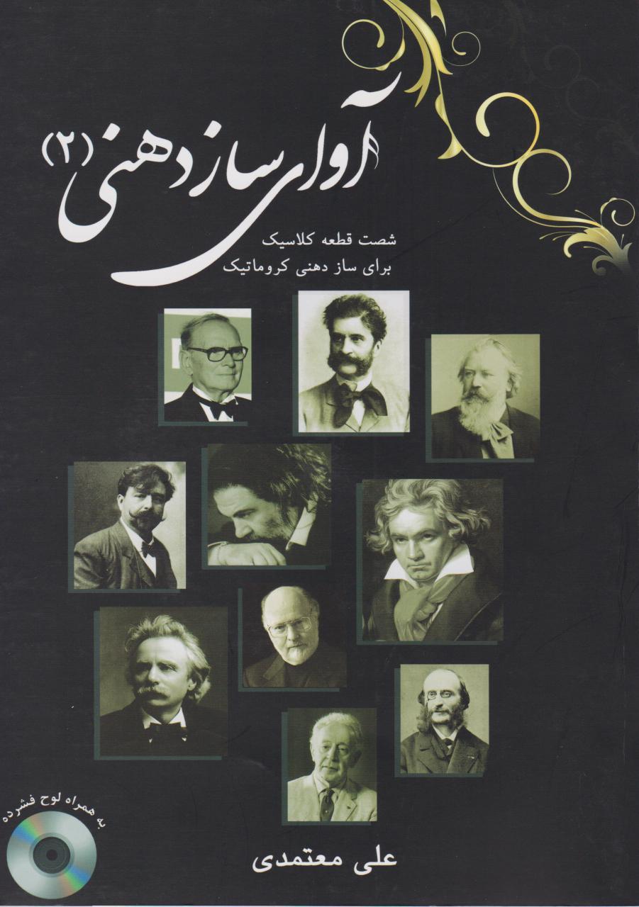 کتاب آوای سازدهنی 2 علی معتمدی انتشارات شریف
