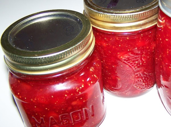 Strawberry Fig Preserves Recipe