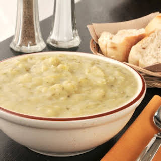Slow Cooker Potato Leek Soup.