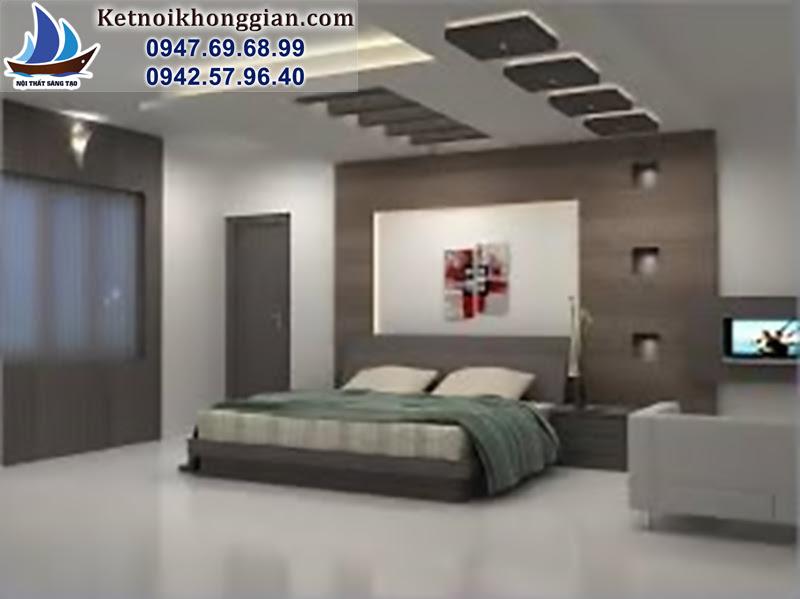 thiết kế phòng ngủ cấn chú ý