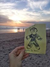 Photo: #FlatTyler at kuta beach
