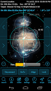 SkySafari 5 Pro – Miniaturansicht des Screenshots