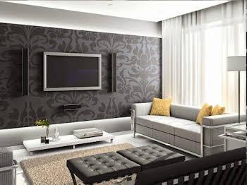 Appartement 3 pièces 61,12 m2