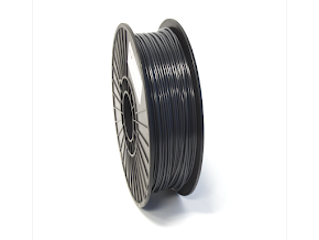 Jet Grey PRO Series PETG Filament - 3.00mm (1lb)