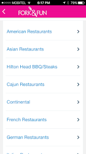 Hilton Head Dining Fork & Fun- screenshot thumbnail