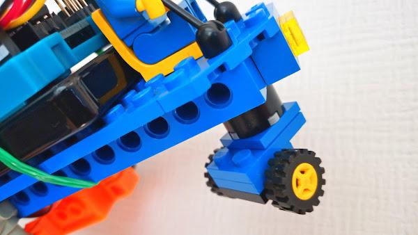 ポキオ Geekservo LEGO サーボモーター