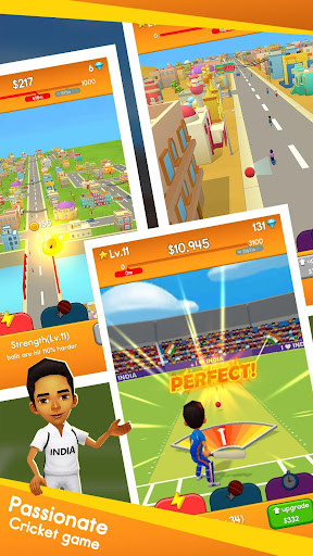 Cricket Boy 1.0.9 APK MOD screenshots 1