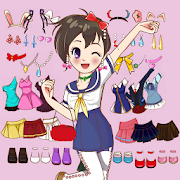Dress Up Games - Anime School Uniforms