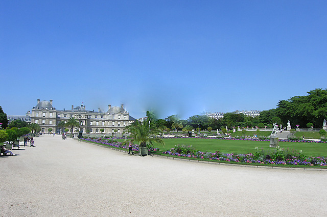 park near luxembourg gardens aapartment