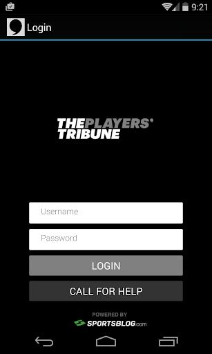 The Players' Tribune App