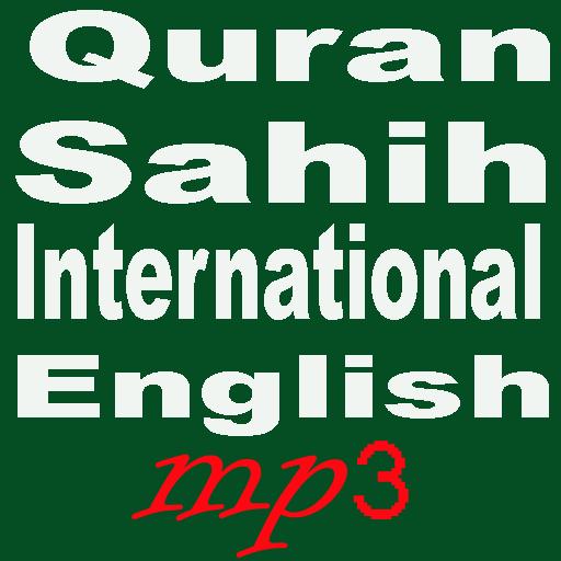 Quran Sahih International