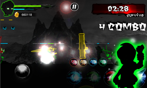 Ultimate Alien Force Bentenny Dark Echo 10x Power game (apk) free download for Android/PC/Windows screenshot