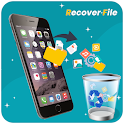 Recover all deleted photos Videos icon