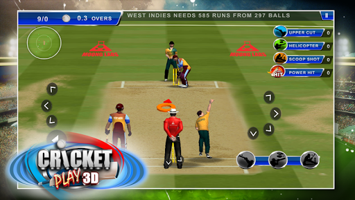 Cricket Play 3D: Live The Game for PC