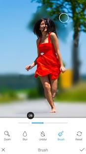 Blur Image Background - náhled