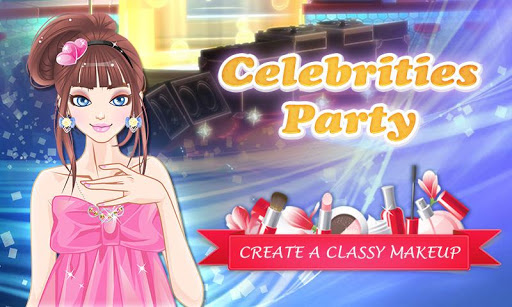 Celebrities Fashion Party