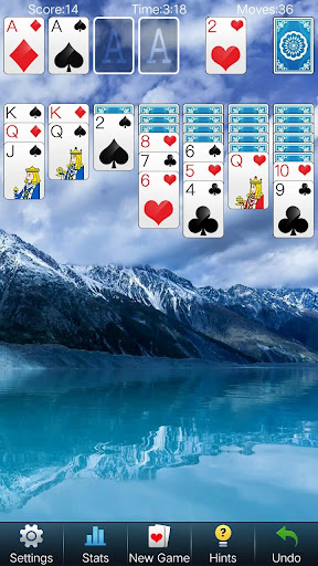 Solitaire Card Games Free apkpoly screenshots 10