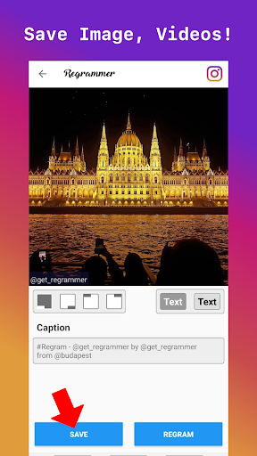 Download Repost For Instagram Multi Image Video Support Free For