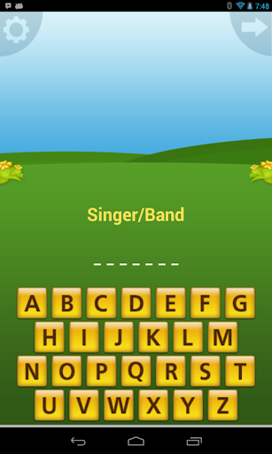 Hangman - The Word Game
