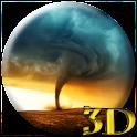 Tornado 3D Live Wallpaper icon