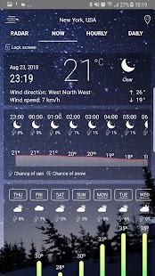 Weather Radar Pro Screenshot
