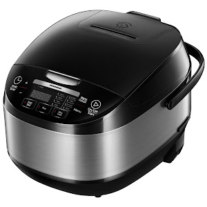 Multicooker Heinner HMCK-5BK, 5 L, 770 W, 11 programe, Timer, Control Touch