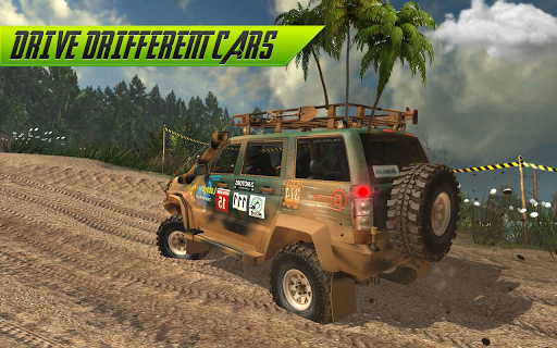 Off road 4X4 Jeep Racing Xtreme 3D 1.1.0 Screenshots 2