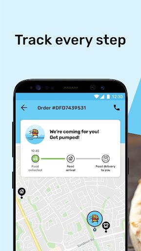 Mr D Food - delivery & takeaway screenshot 5