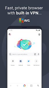 AVG Browser: Fast Browser + VPN & Ad Block (Beta) 4.0.07
