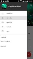 Screenshot of ReverbNation for Artists