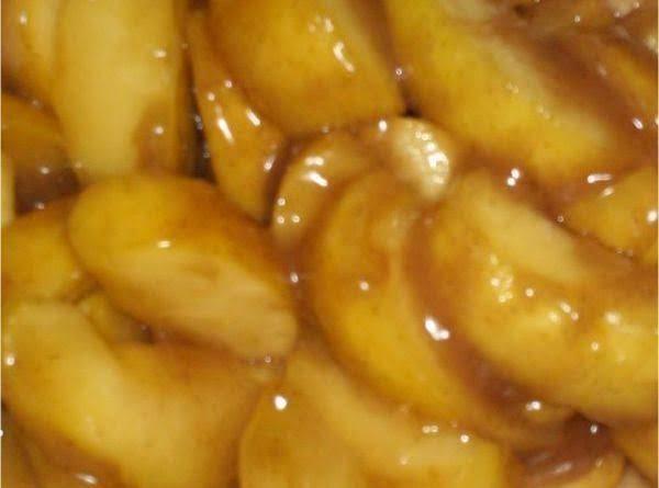 Tara's Fried Apples