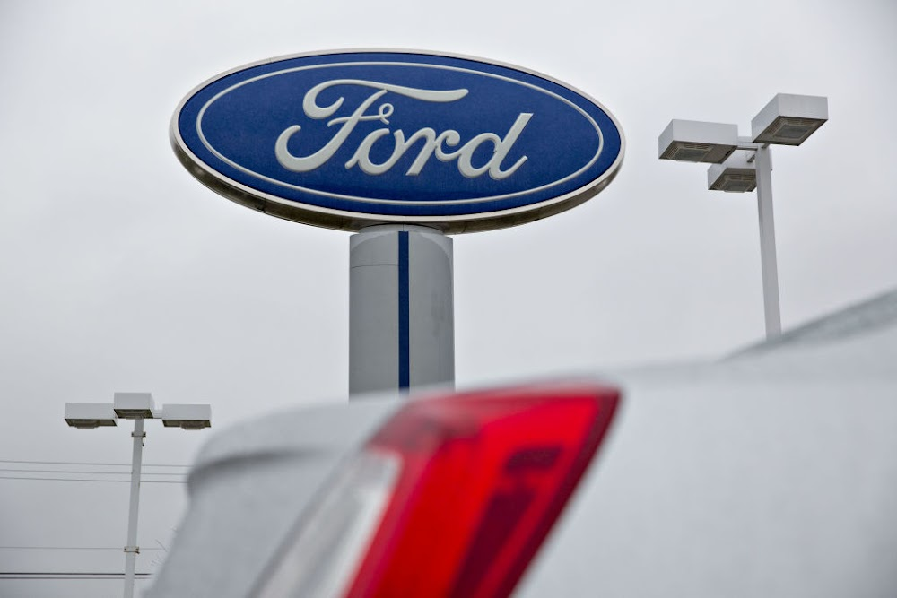 Ford posts R25bn quarterly loss, offers weak 2020 forecast