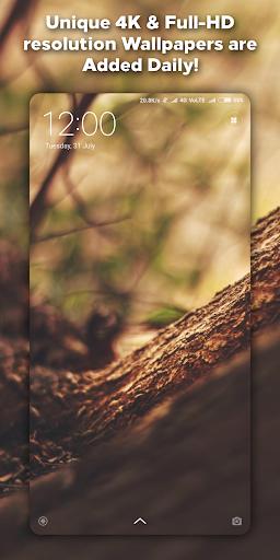 4K Wallpapers - Auto Wallpaper Changer 1.1.5 screenshots 8